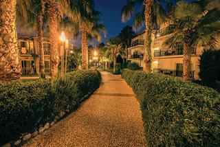 Hotel Paloma Oceana Garten