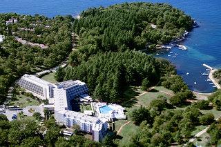 Hotel Plava Laguna Resort - Laguna Mediteran Luftaufnahme