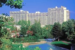 Hotel Arthotel ANA im Olympiapark Außenaufnahme
