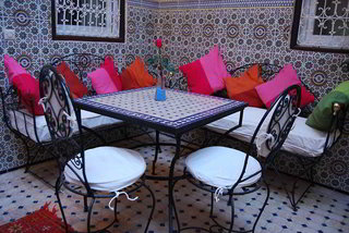 Hotel Riad Les Oliviers Lounge/Empfang