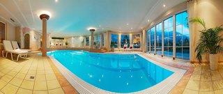 Hotel Alpenhotel Stefanie Hallenbad