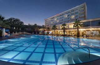Hotel Lycus Beach Außenaufnahme