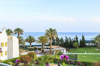 Hotel Jardim Do Vau Garten