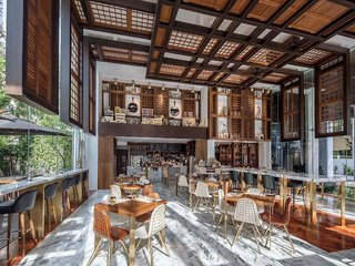 Hotel 137 Pillars Residences Restaurant