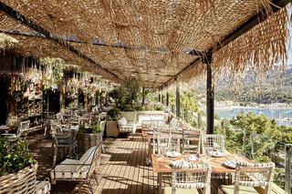 Hotel Bikini Island & Mountain Resort Restaurant