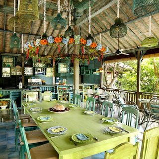Hotel Adiwana Resort Jembawan Restaurant