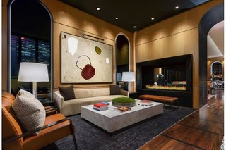 Hotel AC Hotel New York Times Square Lounge/Empfang