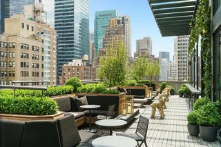 Hotel AC Hotel New York Times Square Außenaufnahme