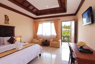 Hotel Bhuwana Ubud Hotel Wohnbeispiel