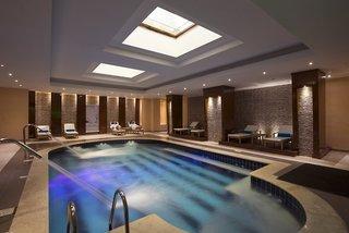 Hotel SUNRISE Grand Select Arabian Beach Resort Hallenbad