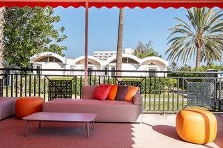 Hotel Bungalows Cordial Biarritz Terasse