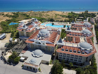 Hotel Side Star Resort Luftaufnahme