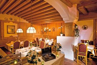 Hotel Almhof Galtür Restaurant