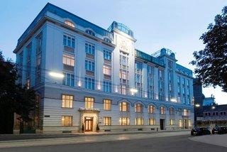 Hotel NH Wien Belvedere Außenaufnahme