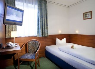 Hotel Alpinpark Wohnbeispiel