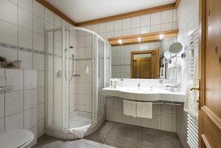 Hotel Ferienhotel Platzlhof Badezimmer