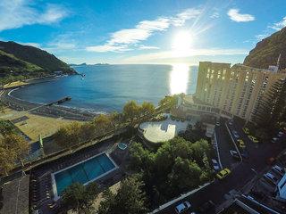 Hotel Dom Pedro Madeira - Ocean Beach Hotel Luftaufnahme