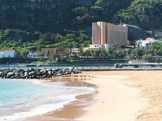 Hotel Dom Pedro Madeira - Ocean Beach Hotel Strand