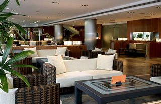 Hotel Eurostars Malaga Lounge/Empfang