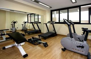 Hotel Eurostars Malaga Sport und Freizeit