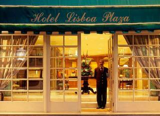 Hotel Lisboa Plaza Außenaufnahme