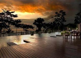 Hotel Anantara Seminyak Resort & Spa Terasse