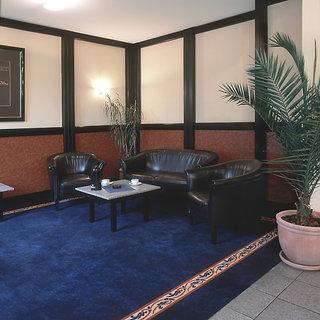 Hotel ACHAT Comfort Hotel Airport Frankfurt Lounge/Empfang