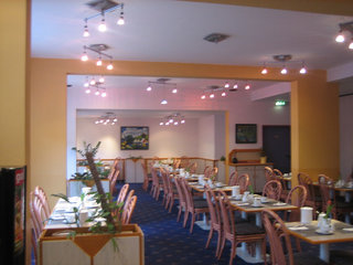 Hotel ACHAT Comfort Hotel Airport Frankfurt Restaurant