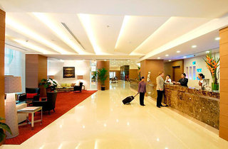 Hotel Grand Sukhumvit Managed by Accor Lounge/Empfang