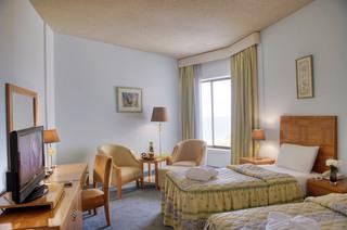 Hotel Bin Majid Beach Hotel Wohnbeispiel