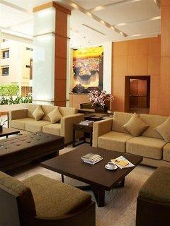 Hotel Abloom Bangkok Lounge/Empfang