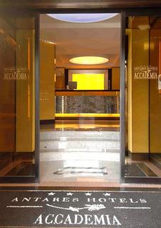 Hotel Antares Accademia Außenaufnahme