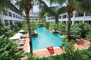 Hotel DoubleTree by Hilton Phuket Banthai Beach Resort Pool