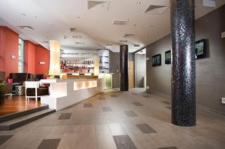 Hotel Royal Park Boutique Hotel Lounge/Empfang