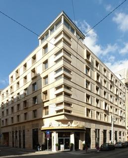 Hotel Continental Hotel Budapest Außenaufnahme