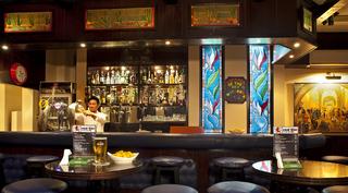 Hotel Bin Majid Beach Hotel Bar