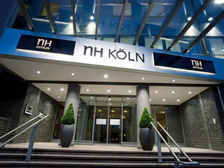 Hotel NH Köln Altstadt Außenaufnahme