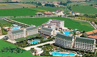 Hotel PrimaSol Hane Garden Luftaufnahme