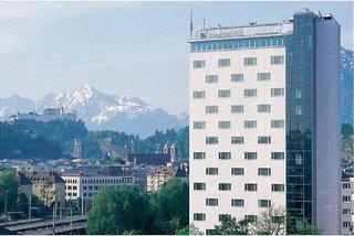 Hotel Austria Trend Europa Salzburg Außenaufnahme