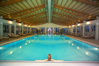 Hotel Lara Barut Collection Hallenbad