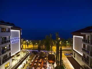 Hotel Eftalia Aytur Außenaufnahme