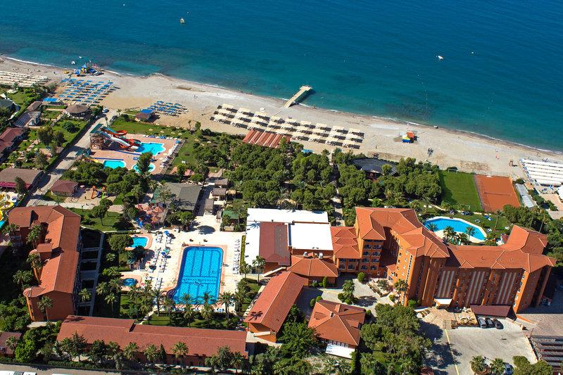 Club Turtas Beach Hotel