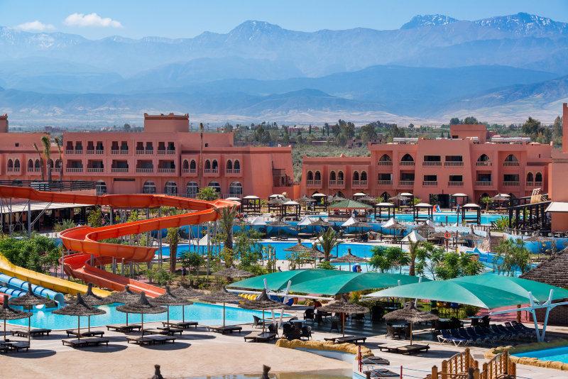 Aqua Fun Club demnächst SENTIDO Marrakech