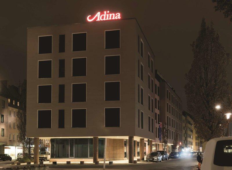 Adina Apartment Nuremberg
