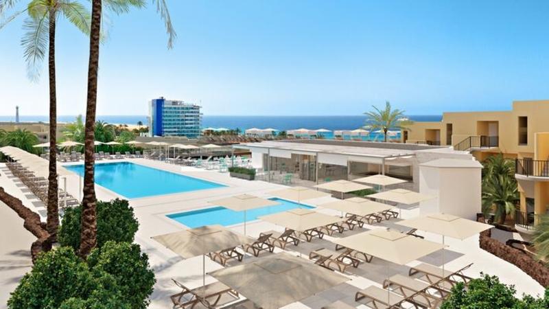 Hotel Sol Fuerteventura Jandia