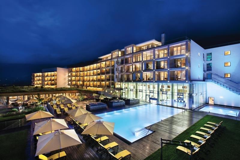 Kempinski Hotel Das Tirol ohne Transfer