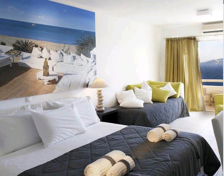 Rocabella Mykonos Art Hotel & Spa Wohnbeispiel