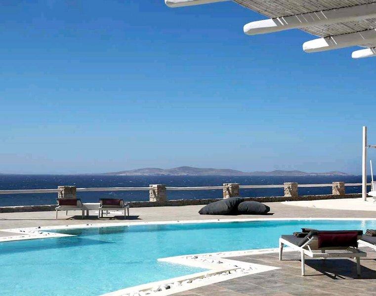 Rocabella Mykonos Art Hotel & Spa Pool