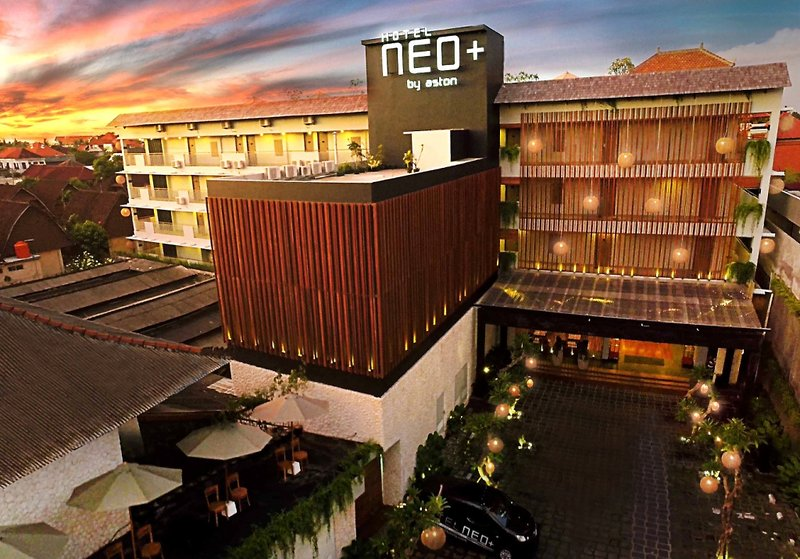 Hotel Neo Kuta Legian Außenaufnahme