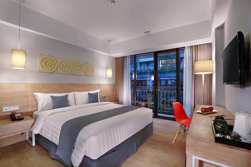 Hotel Neo Kuta Legian Wohnbeispiel